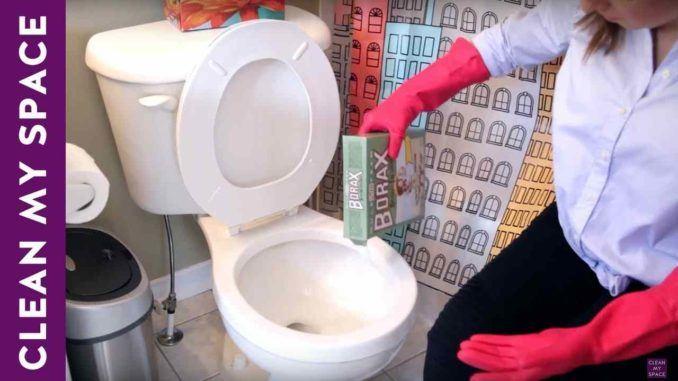5 DIY BORAX Cleaning Tips!